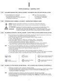 manuale di installazione porte parafiamma fire rated doors ... - G.m.v. - Page 2
