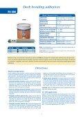 Marine adhesives Adesivi per la nautica - Akd Tools - Page 4