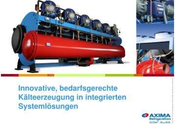 Innovative, bedarfsgerechte Kälteerzeugung in ... - Hamburg