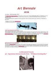 Art Biennale_2013 - Comune di Campagna Lupia