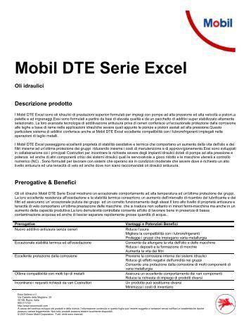 mobil dte excel 46 pdf