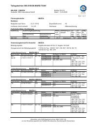Teilegutachten 366-0185-06-MURD-TG/N1