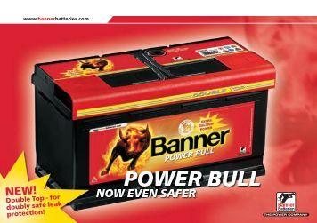 Power Bull's - Attrans Commercials Ltd.