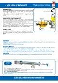 attrezzature per impianti di trattamento con gas inerti ... - Zaninox - Page 7