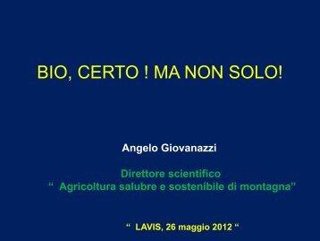 Pres05 Giovanazzi LAVIS - Trentino Agricoltura