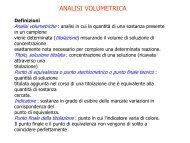 Analisi Volumetrica 4/12/2008