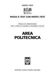Hoepli Test Ingegneria Pdf