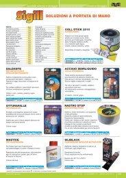 prodotti chimici sigill - DbWeb - Co.ra SpA - Cora