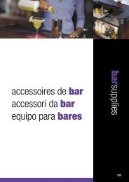 bar supplies accessoires de bar accessori da bar ... - Abrao LLC