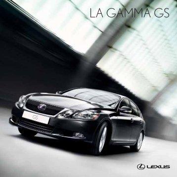 LA GAMMA GS - Lexus