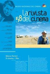 Open the PDF - Museo Nazionale del Cinema