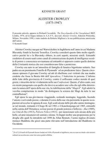 Kenneth Grant - Aleister Crowley.pdf