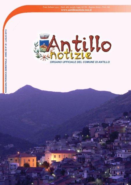 Senza titolo-1 - Comune di Antillo