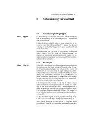 8 Yrkesmässig verksamhet - Handledning i ... - Skatteverket