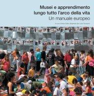 Musei e apprendimento lungo tutto l arco della vita Un manuale ...