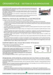 APRI scheda tecnica dettagliata - Scarabelli Irrigazione