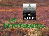 Download presentazione Fitoterapia - aiff