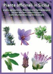 Piante officinali in Sicilia - Portale dell'innovazione - Regione Siciliana