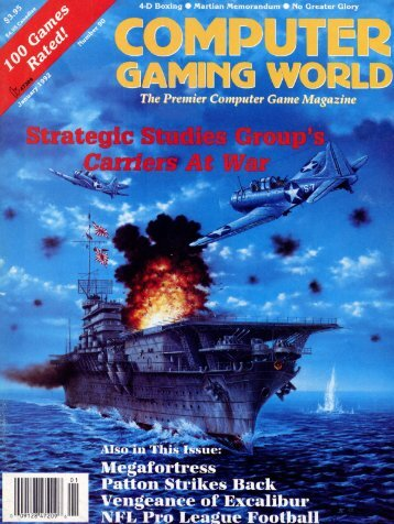 Computer Gaming World Issue 90 - TextFiles.com