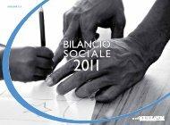 Bilancio Sociale 2011 - Mediolanum SpA