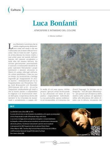 L'artista - Luca Bonfanti