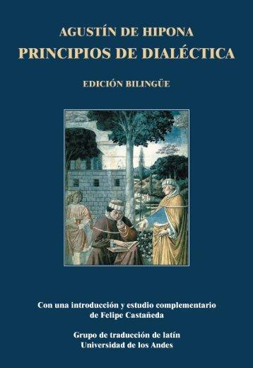 Hipona, San Agustin de - Principios de dialectica - No-IP.com