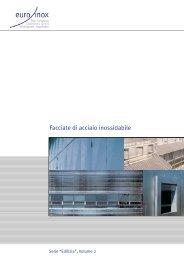 PDF: Facciate di acciaio inossidabile - Euro Inox