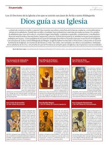 Para descargar la noticia en pdf pinche aquí - Alfa y Omega