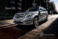 Scarica il catalogo della GLK (PDF) - Mercedes-Benz