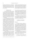 CAIDA DE HOJARASCA Y TASAS DE DESCOMPOSICIÓN DE LAS ... - Page 2