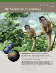 Latin America and the Caribbean - UNEP