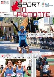 S ocietà Talenti - CONI, Piemonte