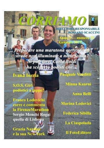 23_corriamo_gennaio_2010 - Girovaldorcia