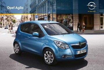 Opel Agila - Gerli Opel