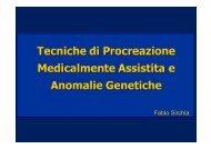 jc 2012 Sirchia_infertilità - Università degli Studi di Torino