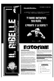 IL RIBELLE anno 1, n. 1 - Giovane Italia Calatino