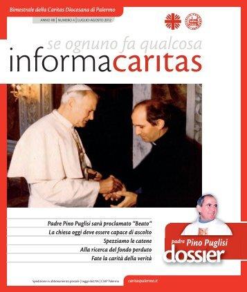 luglio-agosto - Caritas Diocesana di Palermo