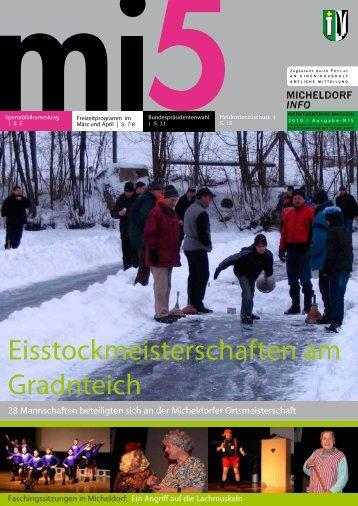 Micheldorf-INFO Nr. 5