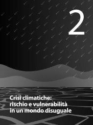 Crisi climatiche: rischio e vulnerabilità in un mondo disuguale