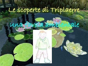 Le scoperte di Triplaerre - carlo santulli home page