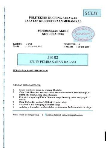 J3182-Enjin Pembakaran Dalam.pdf - Dspace@Politeknik Kuching ...