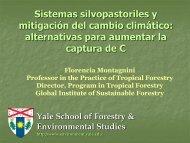 Sistemas agrosilvopastoriles y mitigación del cambio climático ...