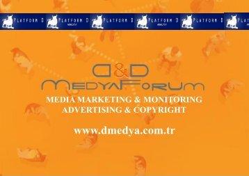 Digital Ekran - D&D Medya Forum