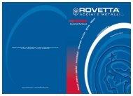 80023 CAIVANO (NA) - Rovetta acciai e metalli spa