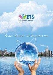 Kagit Grubu ve Aparatlari web - ETS Endüstriyel Temizlik Sistemleri ...