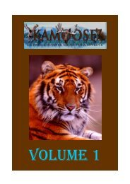 kamoose - max montaina site