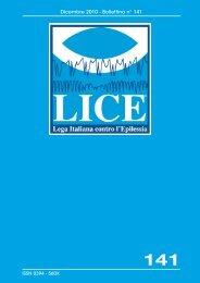 141 - Lice