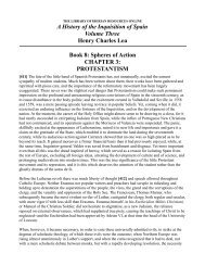 PROTESTANTISM - The Library of Iberian Resources Online