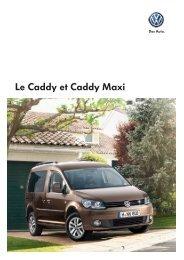 Caddy Monovolume 01 2013 part 1.indd