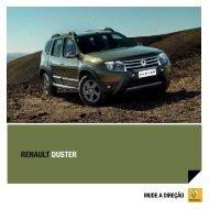 RENAULT DUSTER - Renault do Brasil